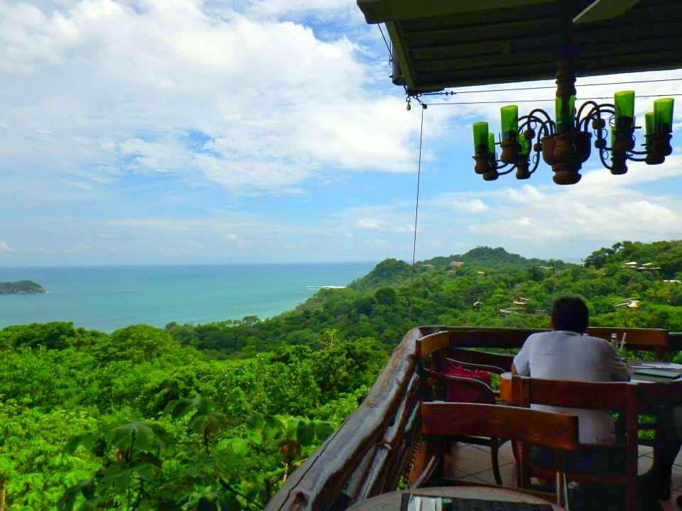 Costa Rica View Vista