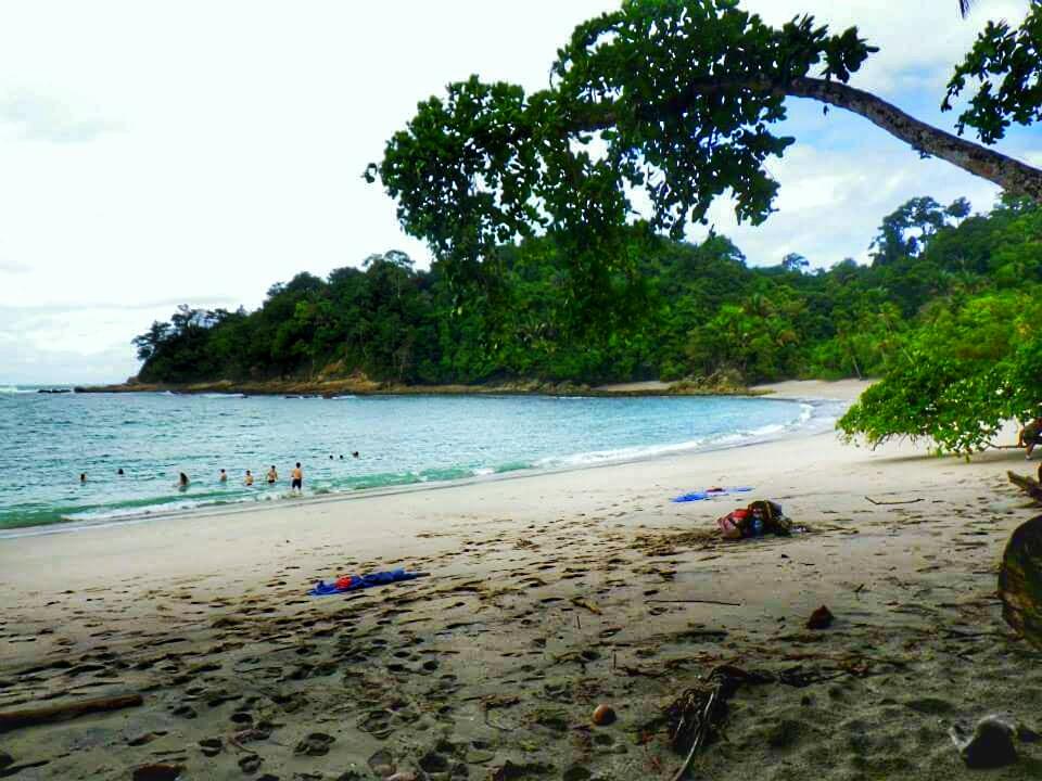 Costa Rica beach Pacific Ocean EF tours student travel