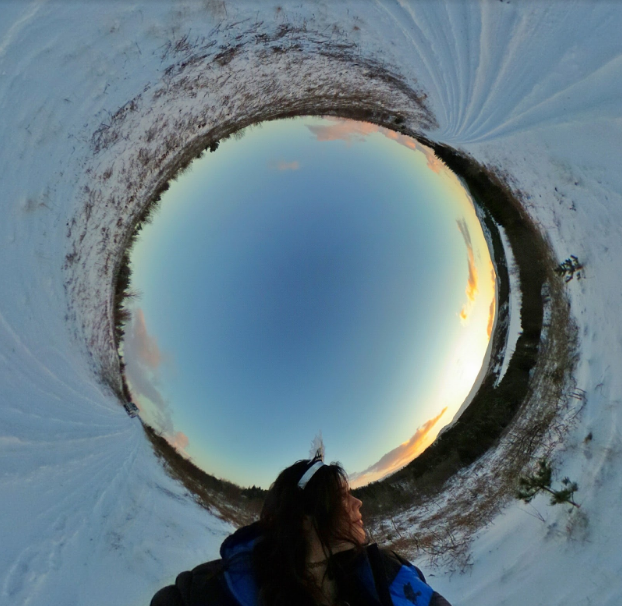 Wormhole 360 camera