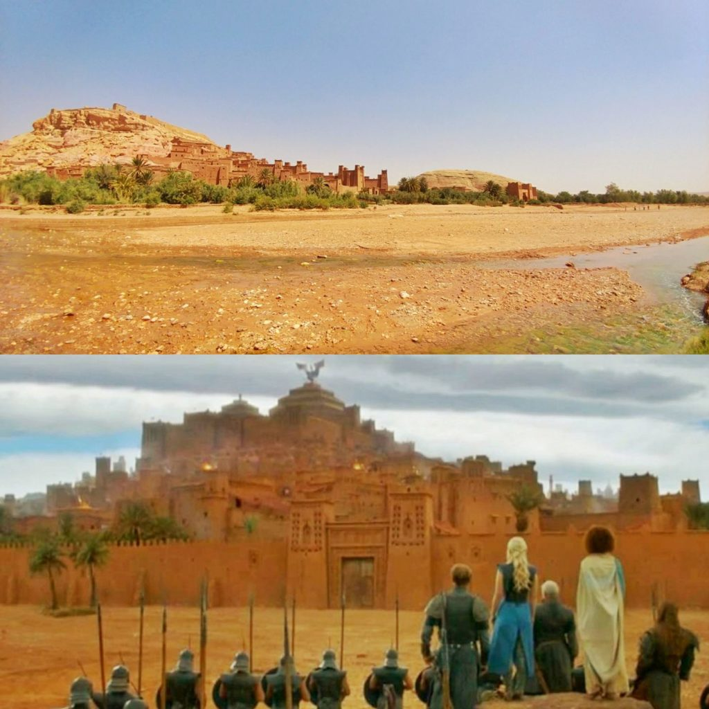 game of thrones set locations yankai morocco film locations