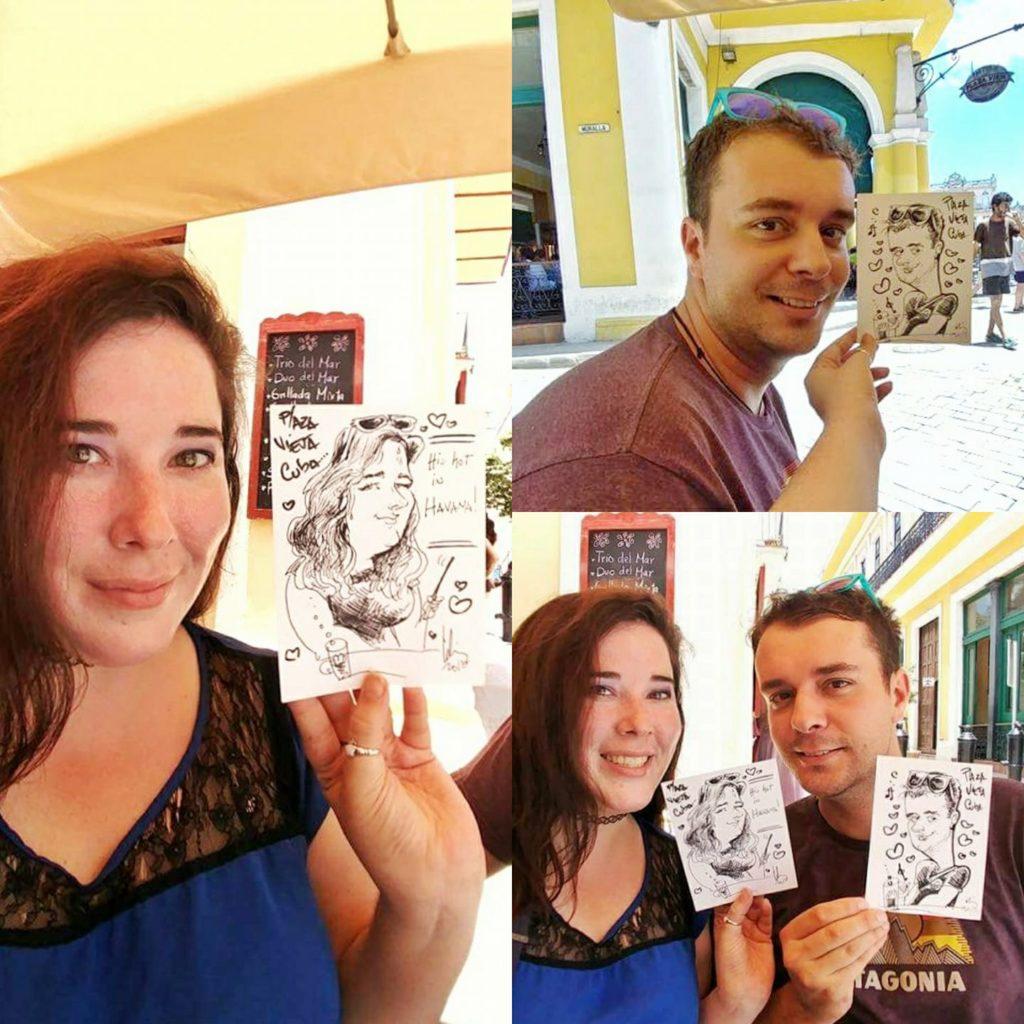 Havana art souvenirs