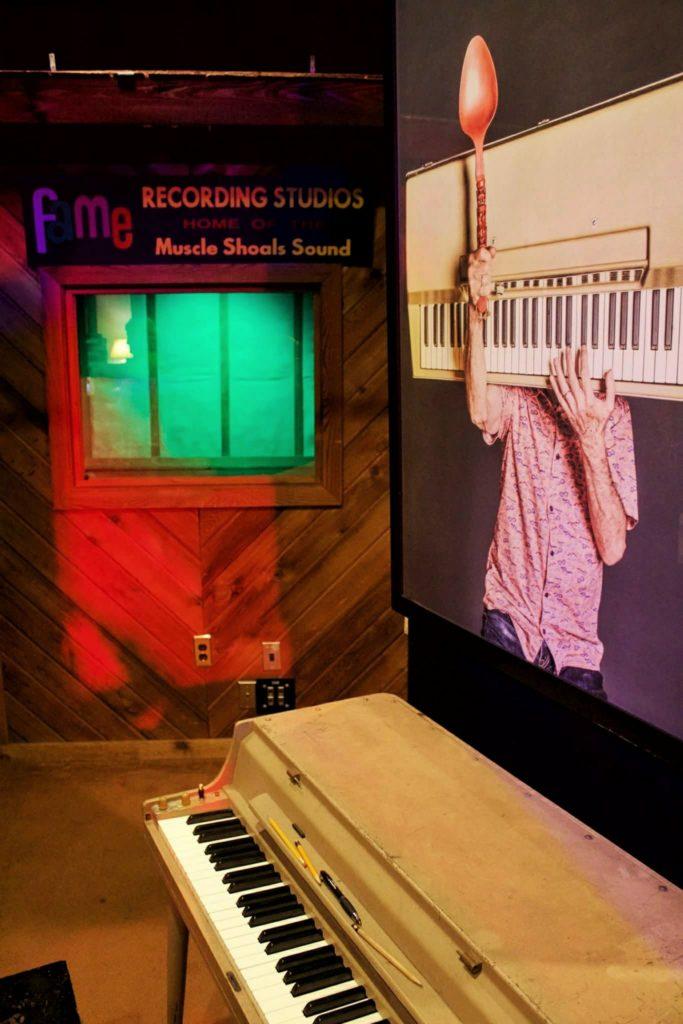 instrumenthead FAME recording studio florence alabama