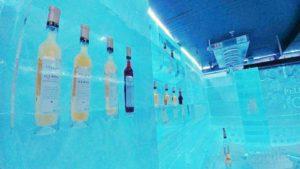 Niagara on the Lake Ice Bar Peller estates winery