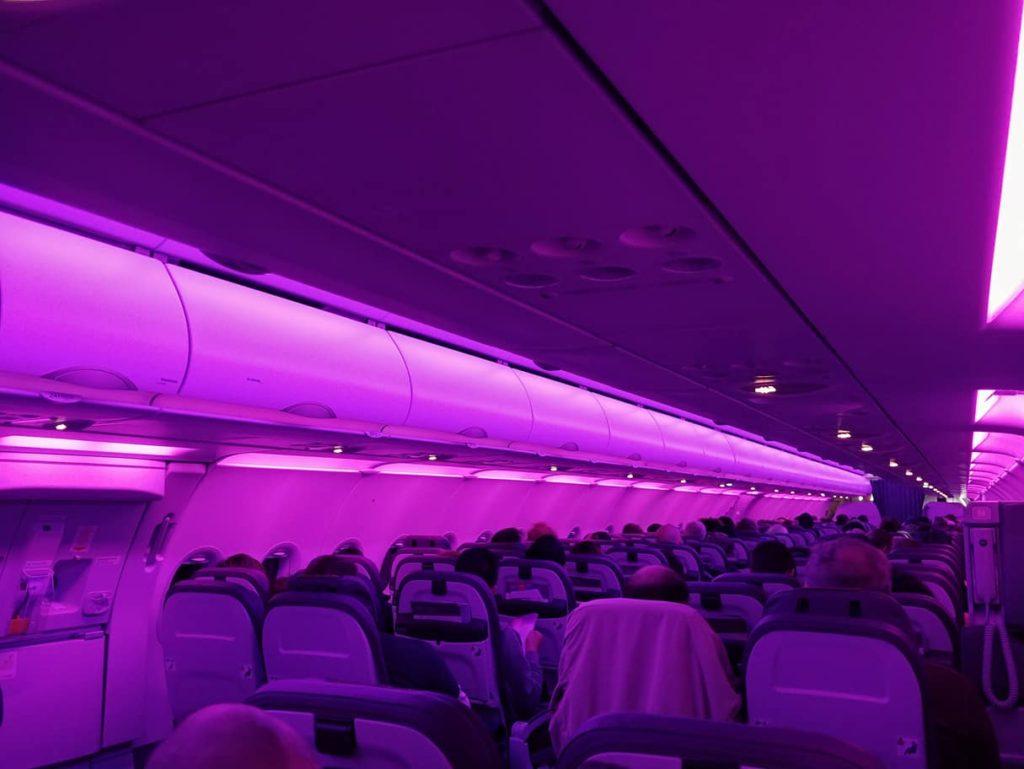 big seat wow air