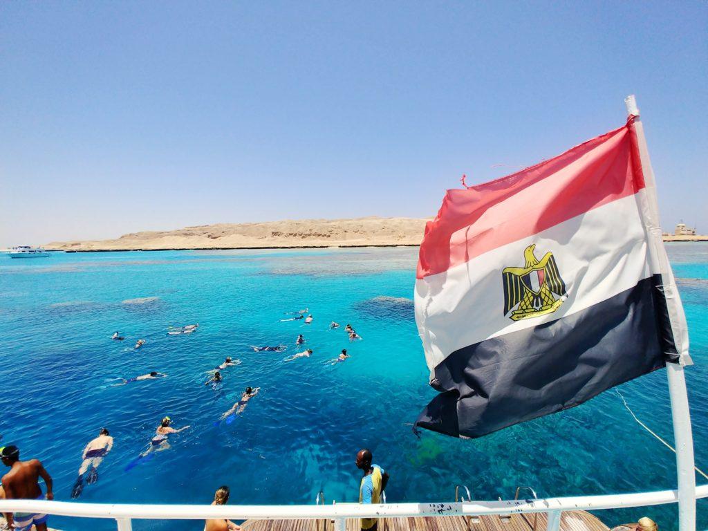 hurghada dive sites