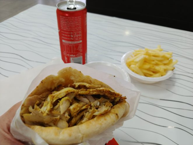 israel in food costs