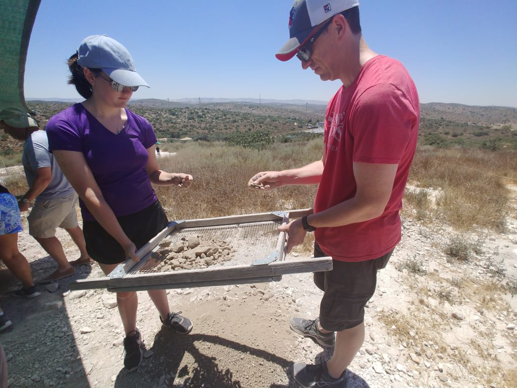 Dig for a day jerusalem