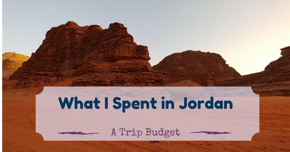 jordan budget