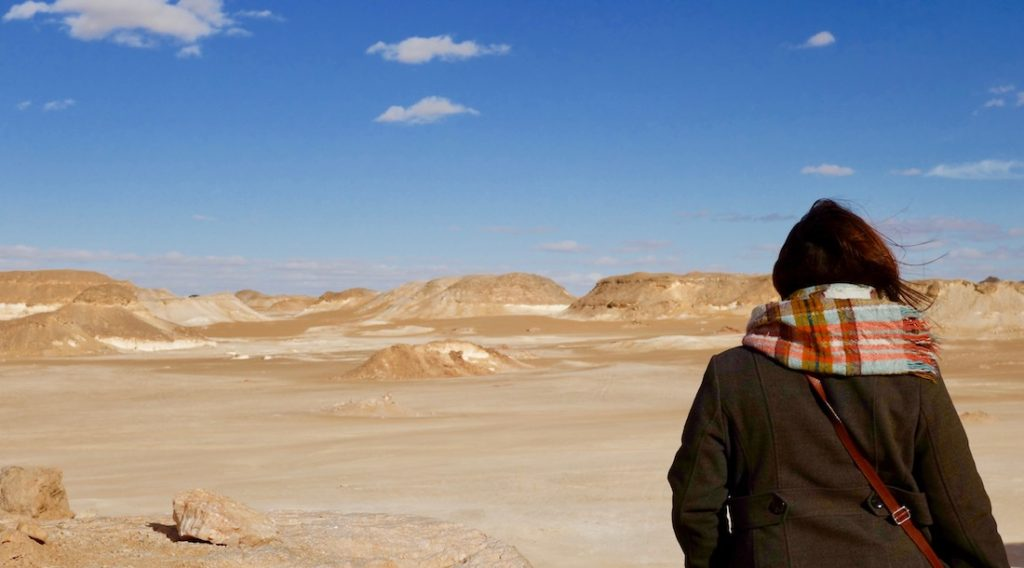 egypt top attractions white desert