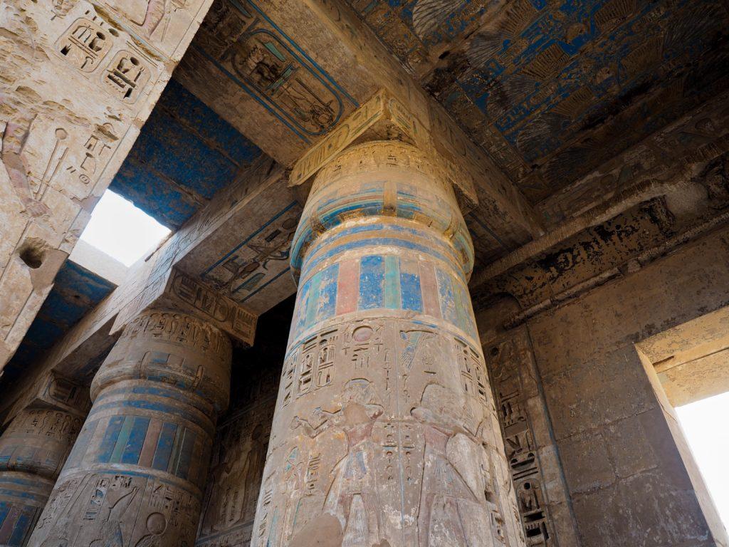 going to egypt