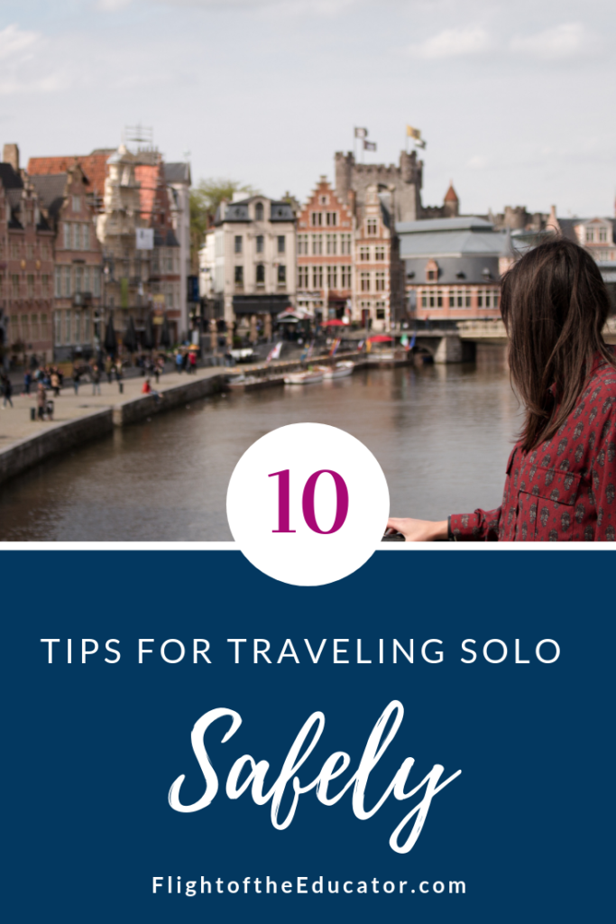 Look no farther for safety tips for women! If you're a solo female traveler, it's important to keep safe!