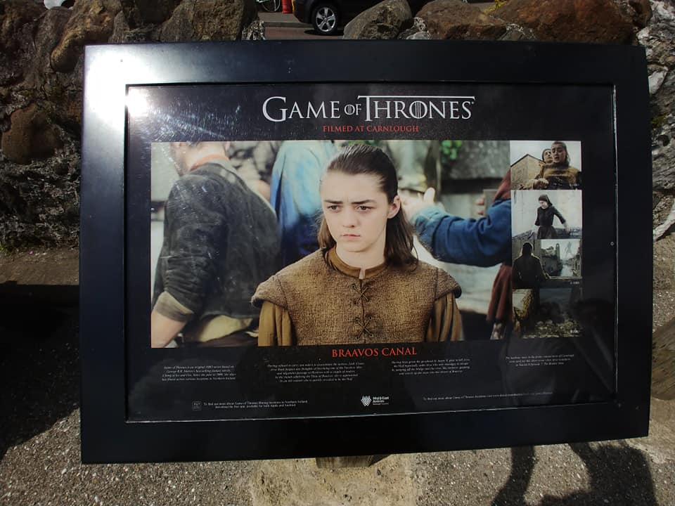 where was game of thrones filmed in ireland