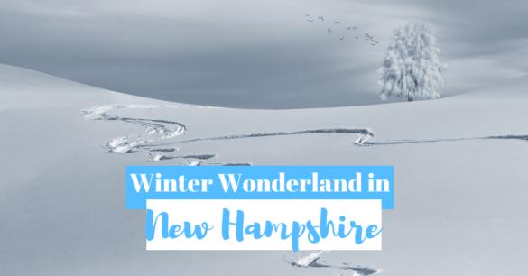 New Hampshire Winter