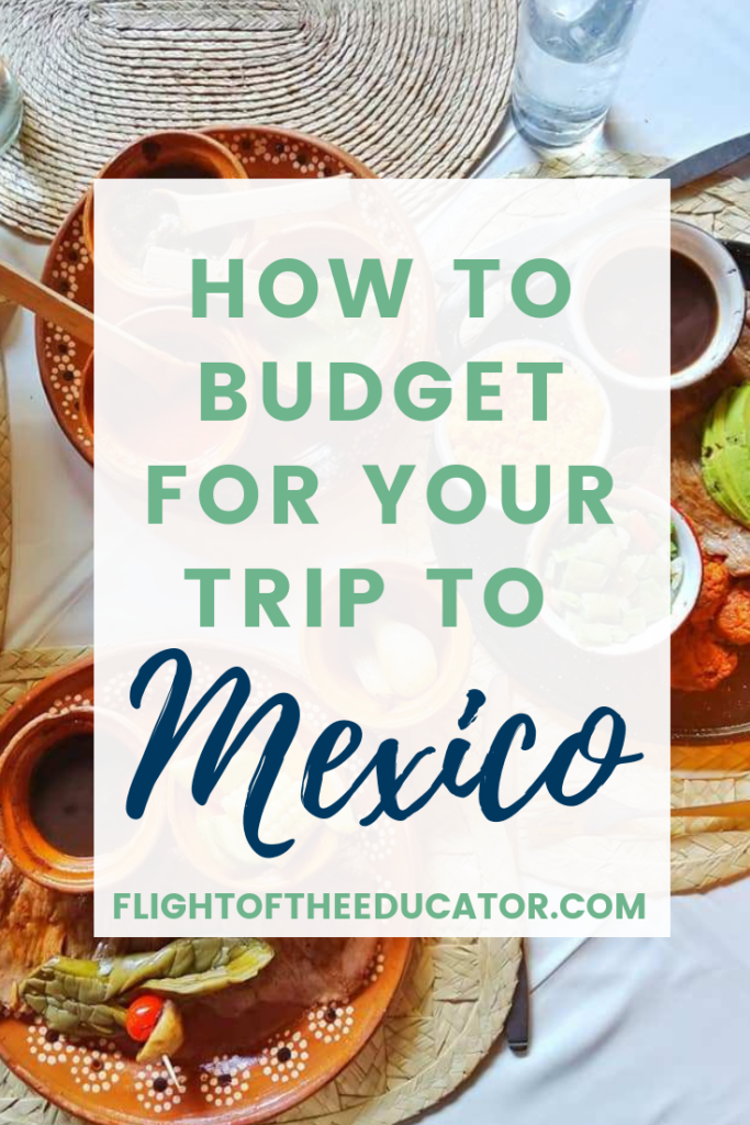 Planning a trip to Mexico City? Read my actual expenses on my weekend getaway around Mexico City!