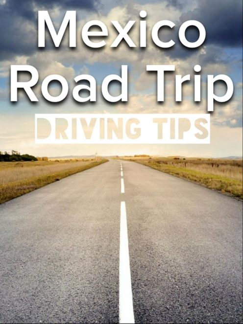 Taking a road trip in Mexico is a great experience, but you might need some driving tips to make the best of it! #Mexico #Roadtrip #Driving #RentACar