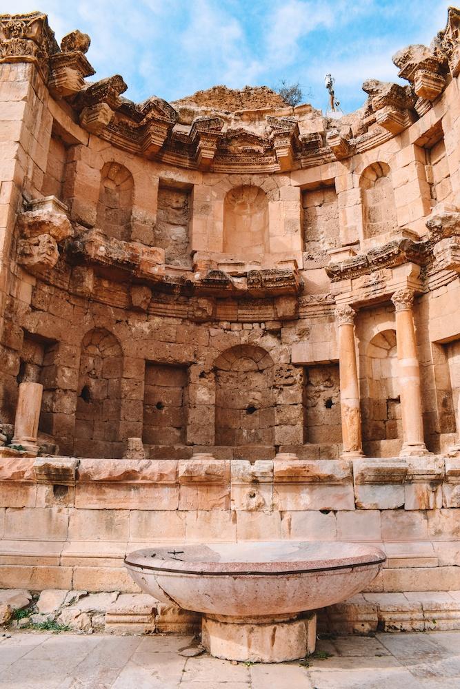 jordan tourist places