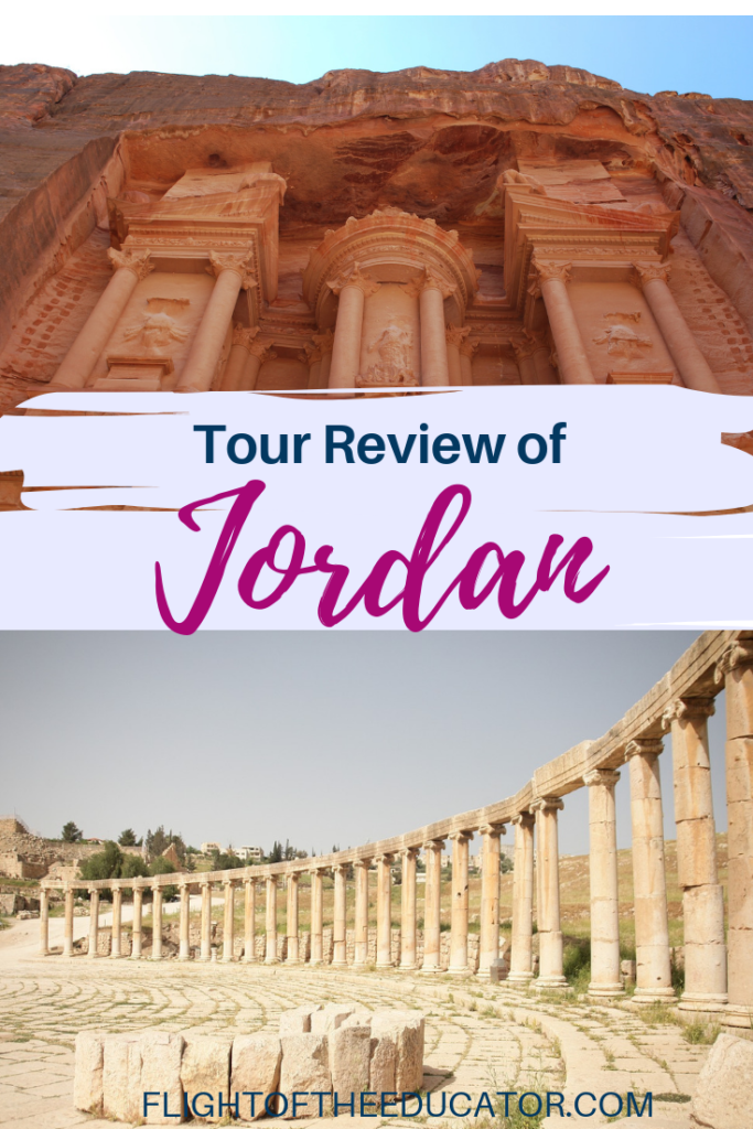 If you're interested in seeing the sites in Jordan like Petra, and you aren't sure about solo travel, then try a small group travel to Jordan! Here's a tour review of G Adventures! #MiddleEast #Jordan #Tour #GAdventures