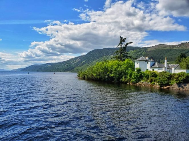 loch ness boat tour