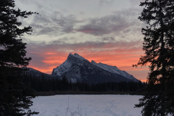 banff attractions winter