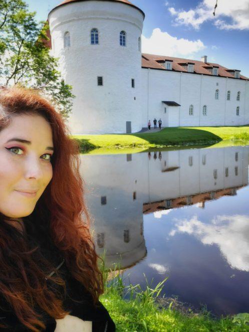 koluvere castle on baltics road trip