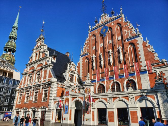 house of the blackheads baltic itinerary