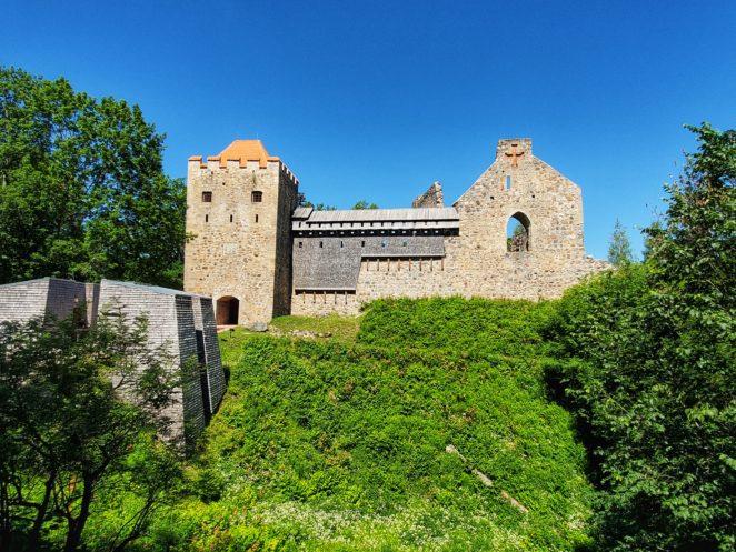 castle of livonian order