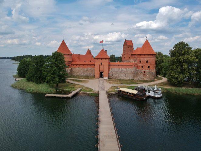 Baltic itinerary