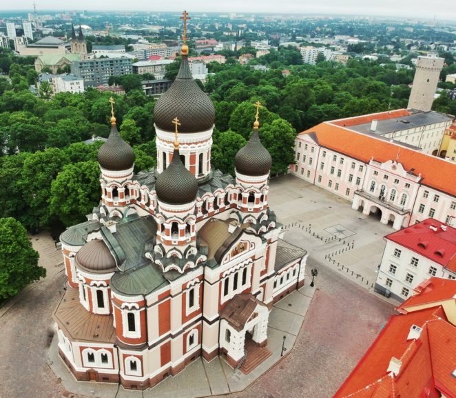 what to see in tallinn