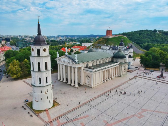 lithuania itinerary