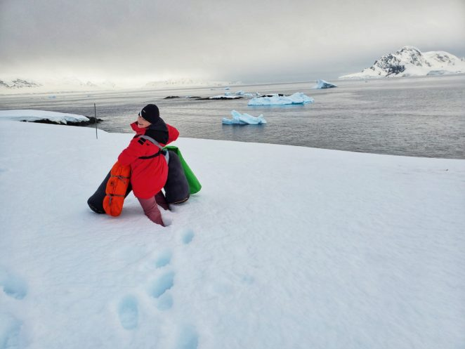 what equipment do you need to go camping in antarctica