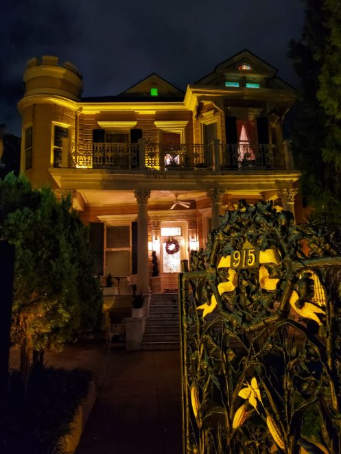 New orleans haunted hotel