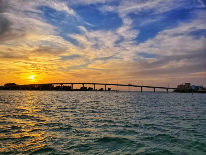 clearwater beach sunset cruise