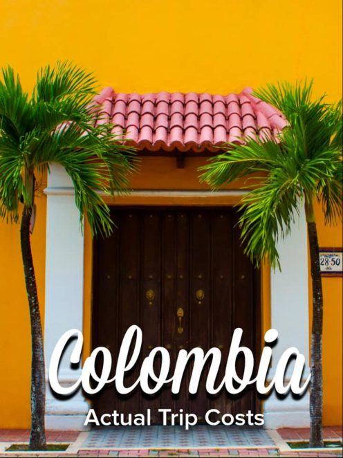 Colombia is a very exciting and vibrant country in South America! If you're planning a trip to Colombia, this article has a specific breakdown of exact costs to help you plan your trip better! Read this budget breakdown. #Colombia #Bogota #Monserrate #Budget