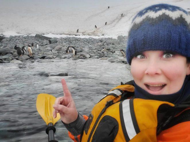antarctica kayak experience