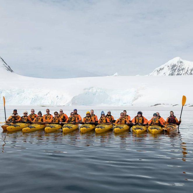 g adventures antarctica kayaking