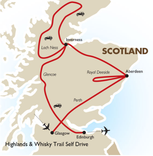 scotland small group tours