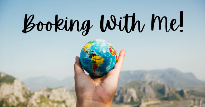What's It Like Booking With Me?